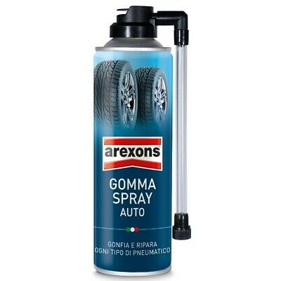 Gomma spray auto ml 300 AREXONS 8473