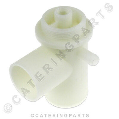 Hobart Ecomax Chh30 E80179 Lower Wash Arm Coupling Manifold For Dishwasher