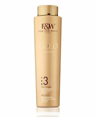 Fair And White Gold Ultimate Protect Rejuvenating Moisture Lotion 500 ml