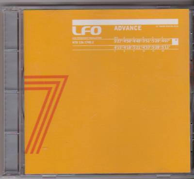 LFO - Advance (CD Album) 1996 Inkl. Forever, Tied Up, Ultra Shall u.a.