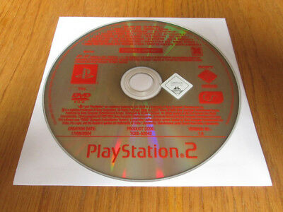 Formula One 04 – PS2 Beta Trial Code (TCES-52042) PAL promo ~ PlayStation 2