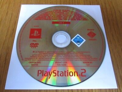 Jak X – PS2 Beta Trial Code (TCES-53286) Naughty Dog PAL promo (Jak & Daxter)