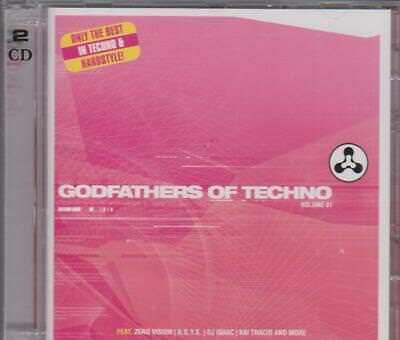 Various - Godfathers of Techno Vol.1 (2 CDs) 2005