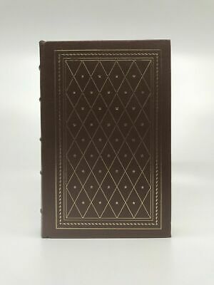 Deluxe Full Leather Bound Robert E. Lee Freeman Confederate Civil War History