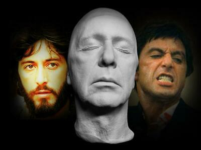 Al Pacino 1:1 Life Mask  - Godfather – Serpico - Heat