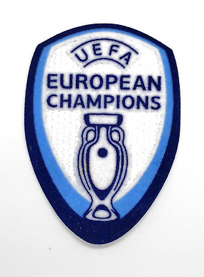 UEFA European Champions 2020 Euro Cup Portugal Shirt Jersey Iron On Patch Badge