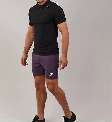 3c8dc61a68 NEW Sold Out GYMSHARK MENS SPORT SHORTS - NIGHTSHADE PURPLE - SIZE L / LARGE