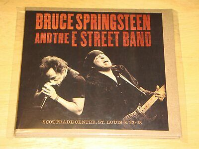 Springsteen Live ST. LOUIS 8/23/2008 3CD Magic Tour LITTLE QUEENIE New Release