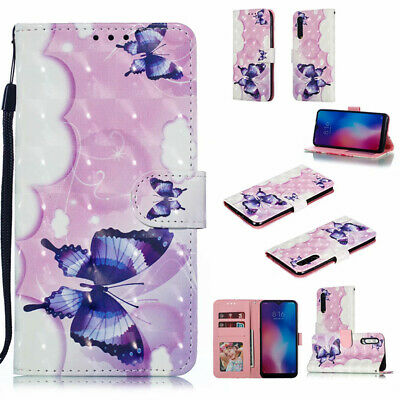 Luxury Magnetic Flip Cover Stand Wallet Leather Case For NEW Smart Phones