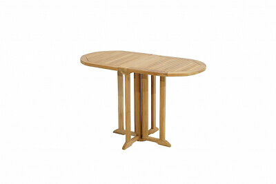 TABLE D\'APPOINT TECK Bois Pliable 50x50cm Table Jardin ...