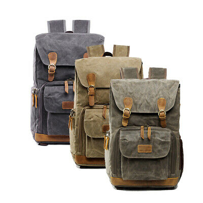 Style Camera Bag Backpack Lens 3 colors Portable Large Capacity High Quality