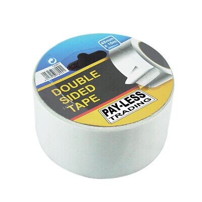 Tape Double Sided 48mm x 10m Payless Trading NEW