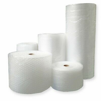 Bubble Wrap Rolls Quality Small or Large Bubble 300 500 or 750mm Width