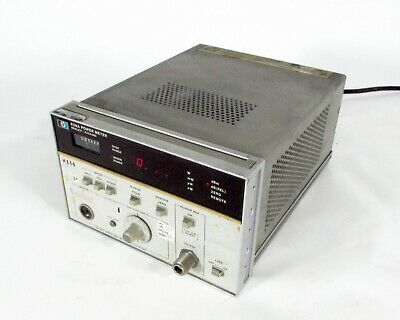 HP Agilent Keysight 436A Power Meter w/ Option 022