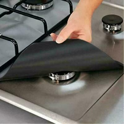 1 Piece Kitchen Tools Mat Pad Clean Tool Gadgets Stove Reusable Mat Cover