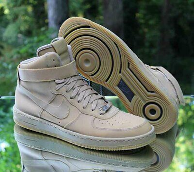 NIKE AIR FORCE 1 High Men's Size 11.5 Downtown Hi Gum LW QS