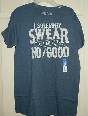 09dfa3181 HARRY POTTER I Solemnly Swear I Am Up To No Good Glow in the Dark T ...