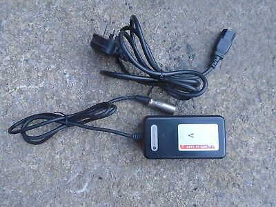 HIGH POWER TECH MOBILITY SCOOTER/POWERCHAIR 24v 2a SLA BATTERYCHARGER.