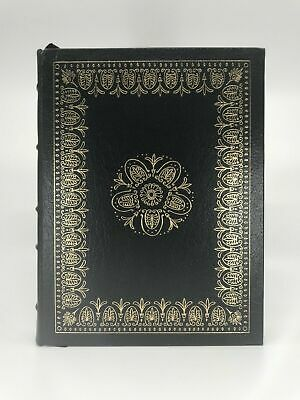 Deluxe Leather Bound Tales & Mystery Poe Tipped-In Harry Clarke Illustrations