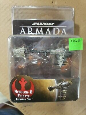 SEALED NEW Fantasy Flight SWM04  Star Wars Armada EF76 Nebulon B Frigate