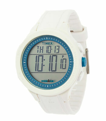 Timex Ironman Essential TW5M14800 White Silicone Automatic Sport Watch