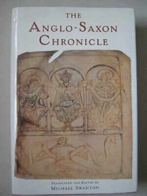 The Anglo-Saxon Chronicle Hardback Book The Cheap Fast Free Post