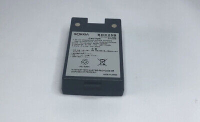 BDC46A BATTERY FOR SOKKIA TOTAL STATION SDL30 50 LEVEL,7380-46,40200040