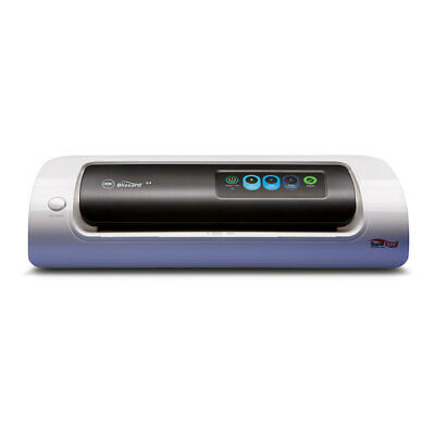 GBC Blizzard A4 Paper Hot Laminator/Laminating Machine f/ Work/Business/Home