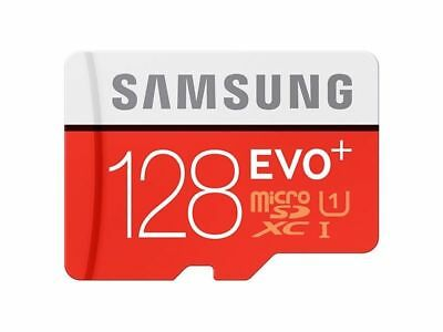 Samsung 128GB micro SD SDXC Evo Plus + Memory Card 4K Galaxy S7 S8 S9 s10 phone