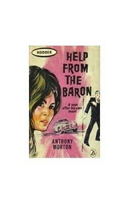 Help From the Baron by John Creasey Paperback Book The Cheap Fast Free Post