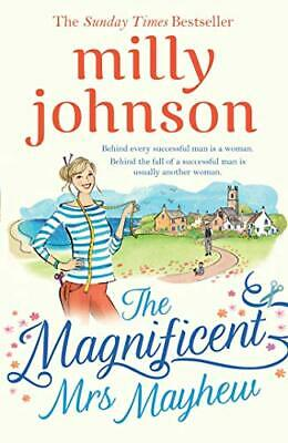 The Magnificent Mrs Mayhew: The top five Sunday Times bests... by Johnson, Milly