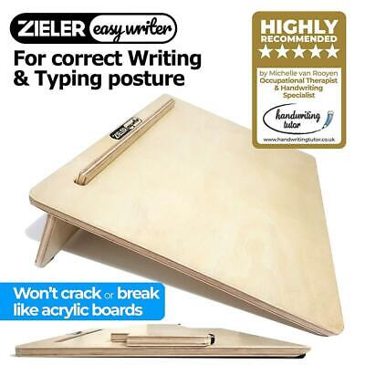 Ergonomic A3 Writing Slope for Better Posture - by ZIELER®...