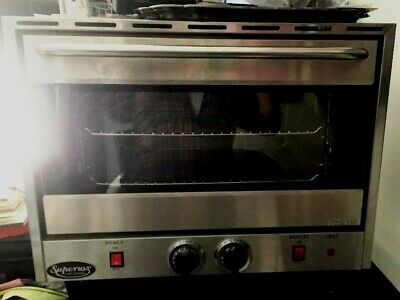 Convection Oven Countertop Half Size 120V Commercial  / Star Manf / Used twice