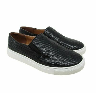 Firetrap Women/'s Girls Summer Casual Slip-On Holiday Plimsols Pumps From £6.99