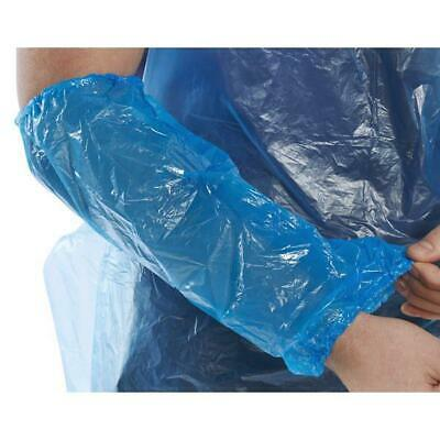 Click Once Disposable Oversleeve 14inch Blue Ref DO14B2 [Pack 2000]