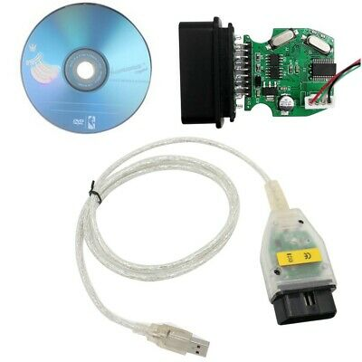 Car Diagnostic Tool Cable INPA/Ediabas K+DCAN USB OBD2 Interface For BMW E60 E83