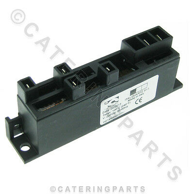 IG10 220-240v 4 FOUR WAY GAS SPARK IGNITOR ELECTRONIC IGNITION CONTROL BOX UNIT