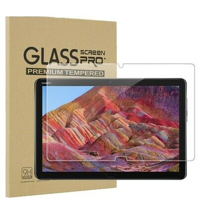 """Genuine Tempered Glass Screen Protector For Huawei MediaPad T5 10 10.1"""" Inch"""
