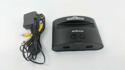 AtGames Sega Genesis Classic Home Game Console In Tested Works