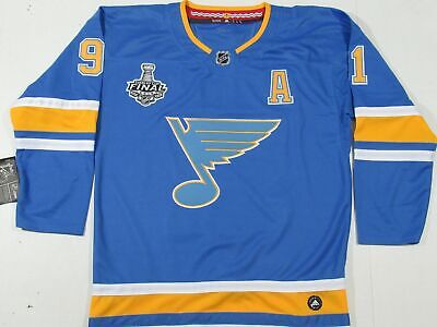 cheap for discount af033 b0fae ST. LOUIS BLUES #91 Vladimir Tarasenko NHL Mens Hockey ...