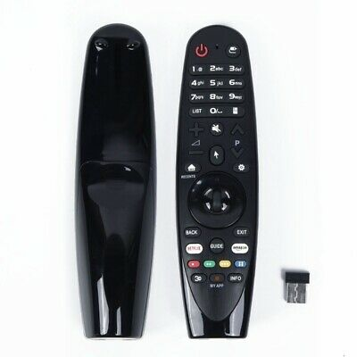 Replacement Remote Control Controller AN-MR650A For LG Magic 2017 Smart TV US