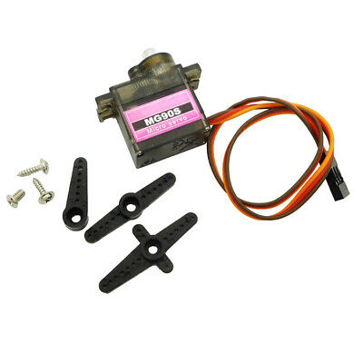 TOWERPRO MG90S METAL Gear Mini Servo for RC helicopter Car