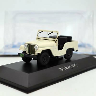 1:43 Altaya IXO IKA Jeep 1956 Toys Car Diecast Models Limited Edition Collection
