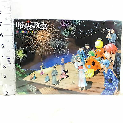 "8/""*12/""Decor Japan Cosplay Anime Assassination Classroom Wall Poster Scroll AC5"