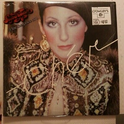 CHER SUPERPAK VOL. II  2 FOR THE PRICE LP's