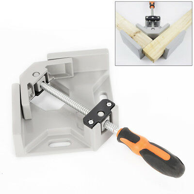 90° Right Angle Clamp swing Jaw Corner Clamp Woodworking Vice Wood Metal Welding