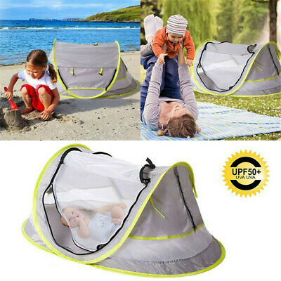 1Set Travel Portable Baby Folding Bed Crib Cot Canopy Mosquito Net Sleeping Tent