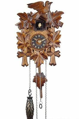 Cuckoo Clock Black Forest Black Forest, Germany Souvenir Wood Clock 24cm!!