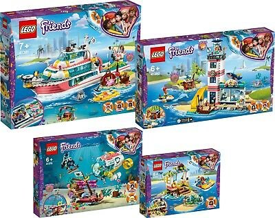 LEGO Friends Heartlake City 41381 41380 41378 41376 N7/19