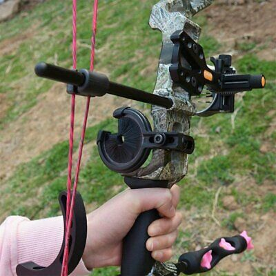 Archery Drop Away Biscuit Arrow Rest Hold Compound Bow Hunting Brush Whisker UK